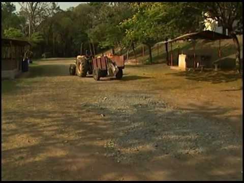 Trabalhador rural sofre acidente com trator em Limeira