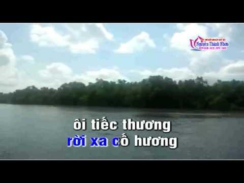 Karaoke tân cổ BÓNG DÁNG MẸ HIỀN - KÉP