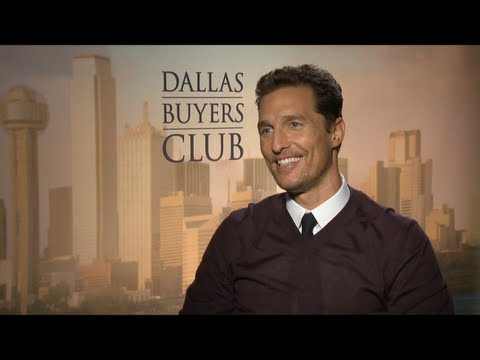 DALLAS BUYERS CLUB Interviews: Matthew McConaughey and Jared Leto