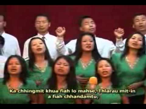 Myanmar(mizo) gospel song