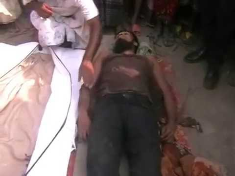 Sirajganj A Lige Jamaat Clash 01 Killed 05 Injured Footage 10