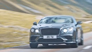 Beastly 700-HP Bentley Continental Supersports 2017 - Design & Driving. YouCar Car Reviews.
