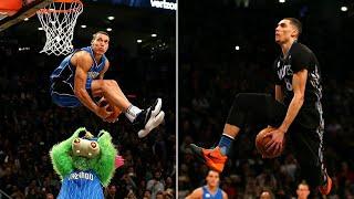 Top 25 NBA Slam Dunk Contest Dunks of All Time (2000-2016) HD Best List