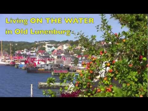 Living on the Water in Old Lunenburg