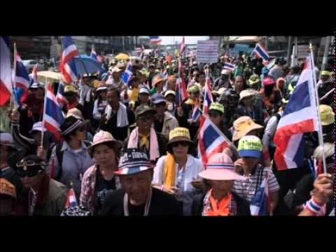 กำนันสุเทพ Thailand Protests Corruption Charges Against 300 Politicians