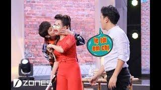 Trường Giang - Việt Hương Liên Tục Lợi Dụng Ôm Hôn Gil Lê | Hài Trường Giang 2018