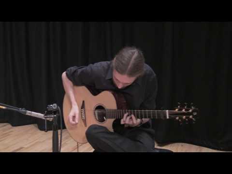 DADGAD Jazz - Charles Mingus/Tony Mcmanus - Mike Dawes