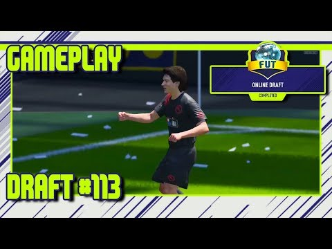 FIFA 18 - Draft #113 & Pack Opening