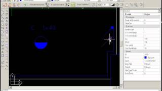 TurkCizim CAD 2007 - Merdiven otomatiği zayıf akım çizimi