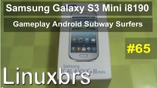 Gameplay Android Subway Surfers Samsung Galaxy S III Mini