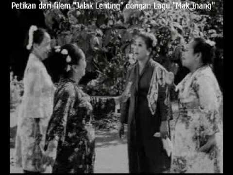 Mak Inang - Minah Yem, Aini Jasmin, Siti Tanjung Perak, Rosiah Chik