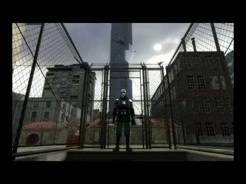 Half-Life 2: Вся игра, как музыкальный клип