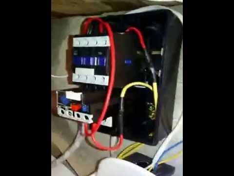 Como ligar um pressostato de compressor trifasico
