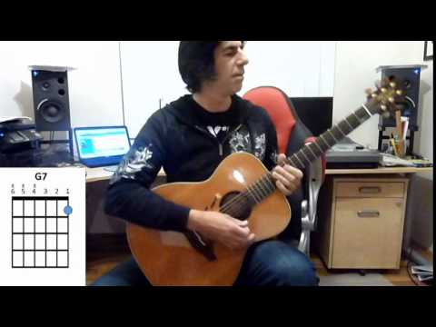 G4 Guitar Method. Skill no.2 - Chords