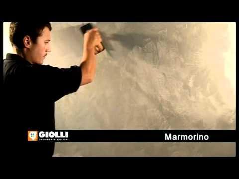 Giolli - tynk dekoracyjny Marmorino
