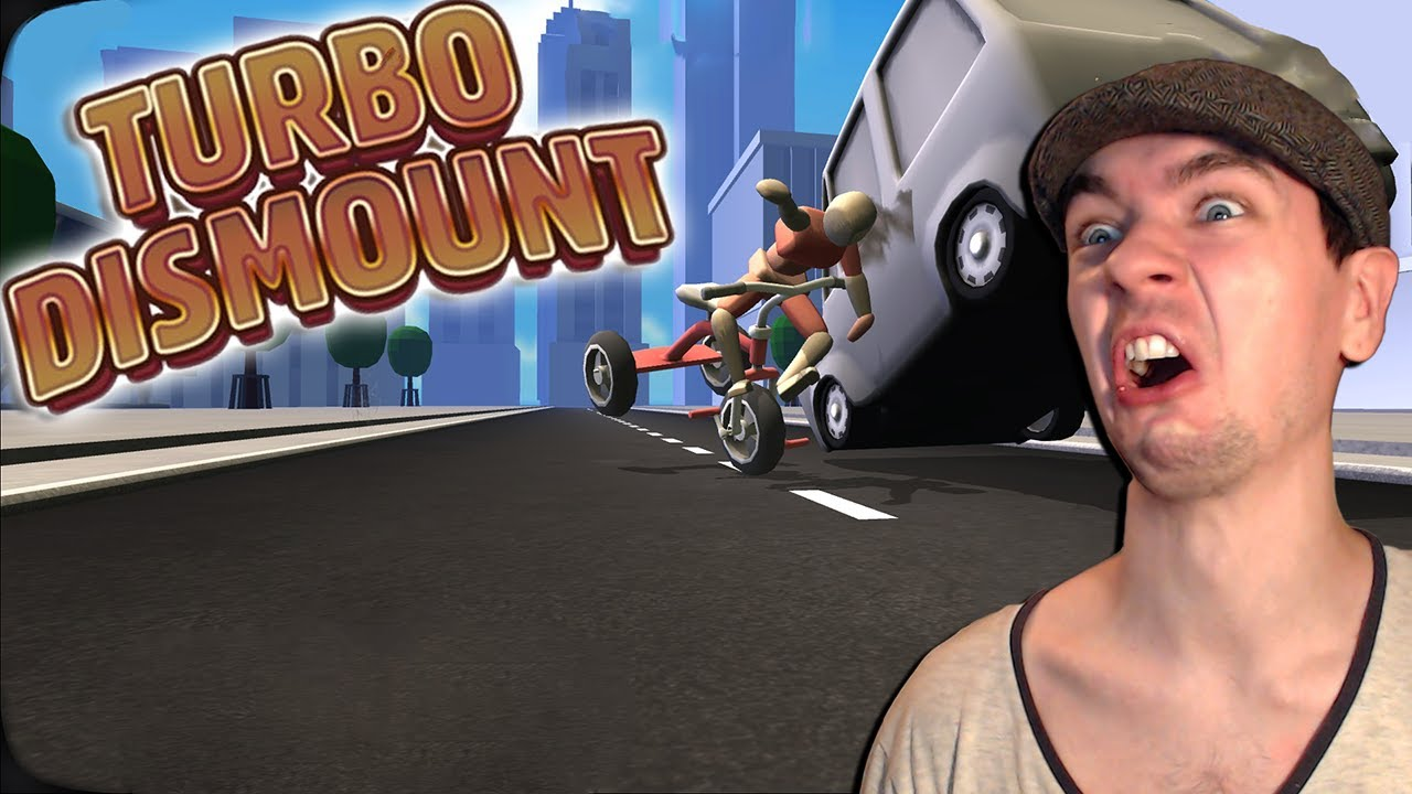 Turbo Dismount - Part 1 | SO MUCH FUN! - YouTube