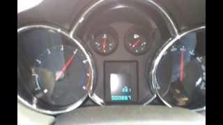 Chevrolet Cruze 1.8 16v LTZ AT 0 A 100 Km/h