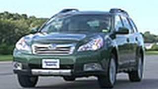2010- 2012 Subaru Outback Review videos