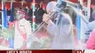 Moses wetangula daughter wedding