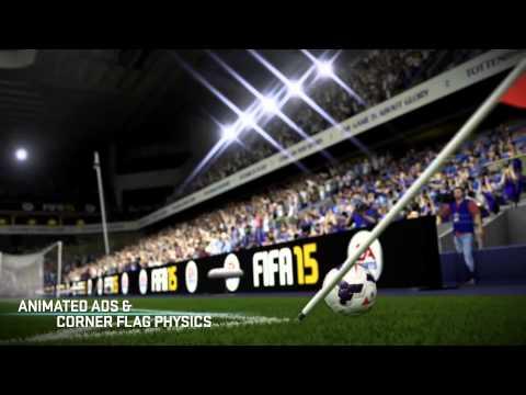 FIFA 15 Живое поле