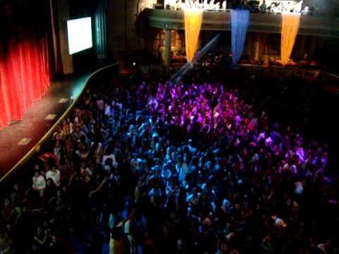 Fiesta en Hard Rock de Juan Toselli Grupo Julio 2011 / 5