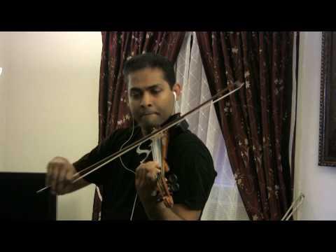 Thangum Karangal - Violin Instrumental - Malayalam Christian Song