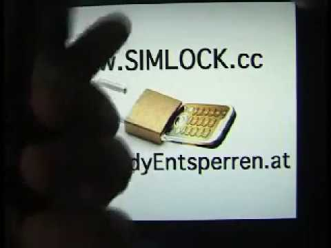 Nokia 1661 1662 1661-2 Unlock  Simlock Handy Entsperren Freischalten Unlocking
