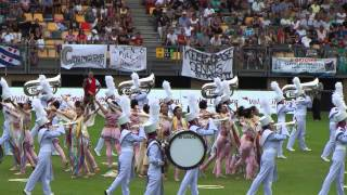 Suranaree Marching Band, WMC 2013