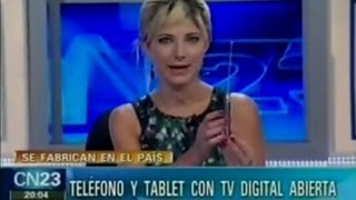Telefono Y Tablet Con TV Digital Abierta