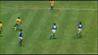 World Cup 1970 Final Brazil 4:1 Italy