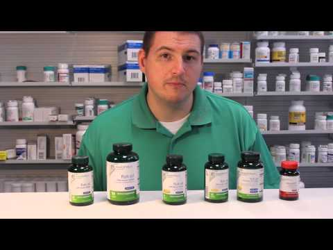 Fish Oil Basics--Brandon Health Mart Pharmacy