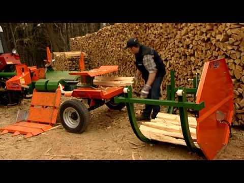Posch Splitmaster 20t wood splitter