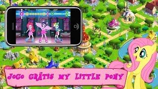 Jogo Grátis My Little Pony [iOS E Android]