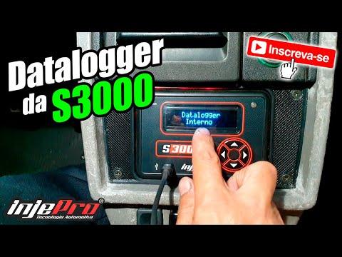 Dicas do Datalogger da S3000 - INJEPRO