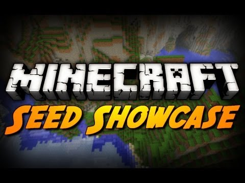 Minecraft Seeds - Many Biomes (Seed Showcase)