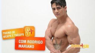 Rodrigo Mariano - Treino de Bíceps e Tríceps