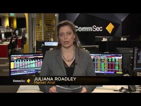 26th June 2014, CommSec AM Report: US GDP fell - but the DOW moved higher