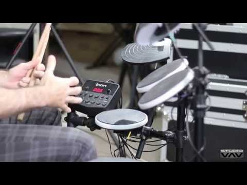 Player TV presents: ION(Alesis) Redline Drums