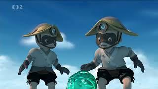 Malý Princ 1x3 - Planeta Ohnivého ptáka  1