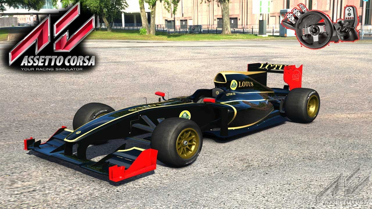 assetto corsa 0 7 lotus t125 s1 em nurburgring g27 youtube. Black Bedroom Furniture Sets. Home Design Ideas