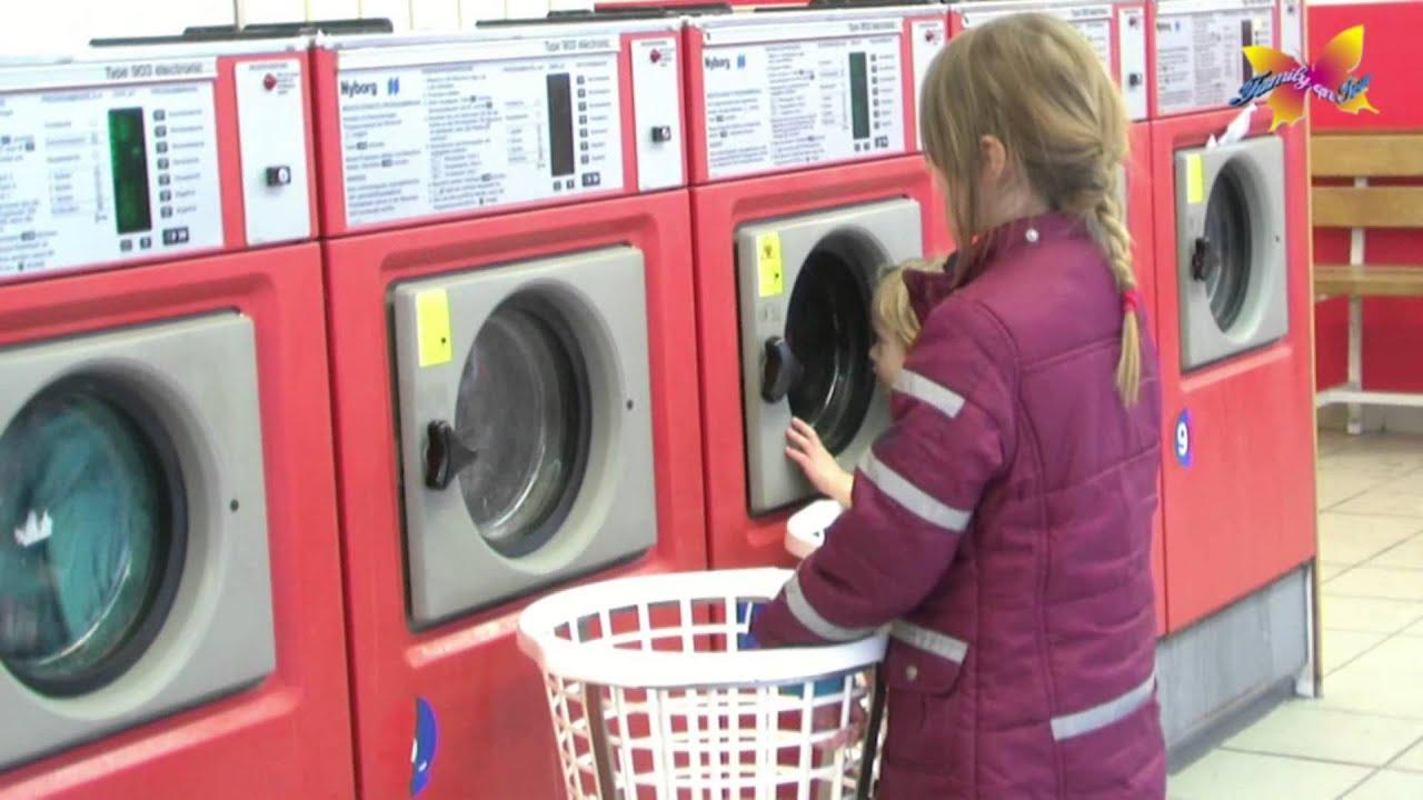 Im Waschcenter  YouTube