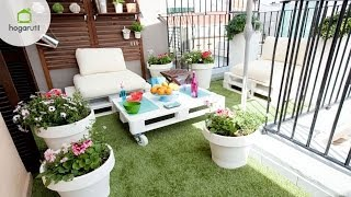 Como decorar la terraza estilo chill out