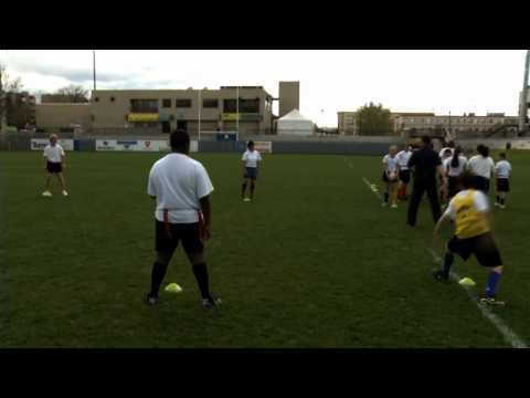 Rookie Rugby - Group Tag - Slide