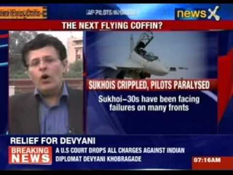 India's Sukhoi fleet compromised