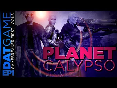 Dat Game (First Look Series) Ep1 - Premiere Episode: Planet Calypso