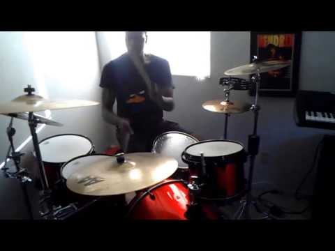 Pierce the Veil -King For a Day (Drum Cover)