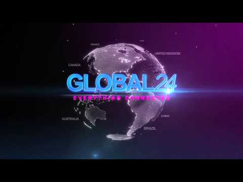 Globe Particles Reveal | VideoHive Templates | After Effects Project Files