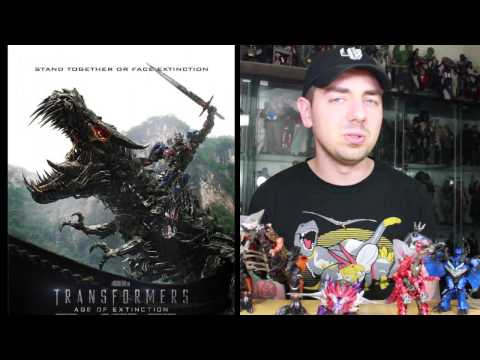 Transformers Age Of Extinction Movie Review! Warning! SPOILERS!