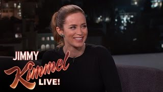 Emily Blunt's Daughter is Getting Promoted
