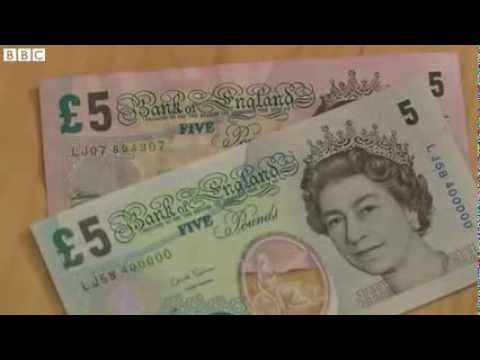 Plastic banknotes to start in 2016 Bank of England says